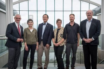 Dr. Janet F. Werker Awarded 2016/17 University Killam Professorship