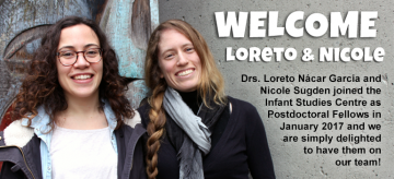 Two New Postdoctoral Fellows Join Our Centre