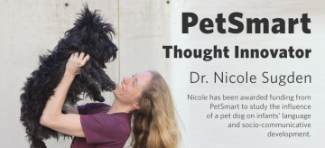 PetSmart Charities Thought Innovator Award: Dr. Nicole Sugden